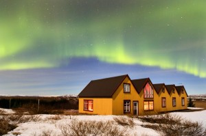 Julias Guesthouse - Northern Lights
